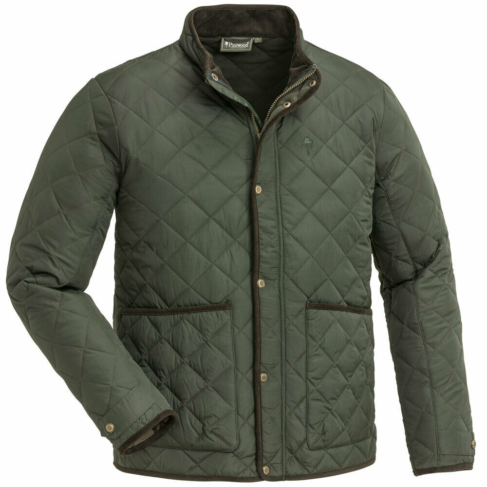 Pinewood® Jacke Yorkshire XL  Jagdjacke Steppjacke Übergangsjacke 5025 Herren