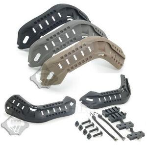 FMA ACH-ARC MICH 2000 Helmet guide Rail Mount Suit Helmet Accessory BK//DE//FG