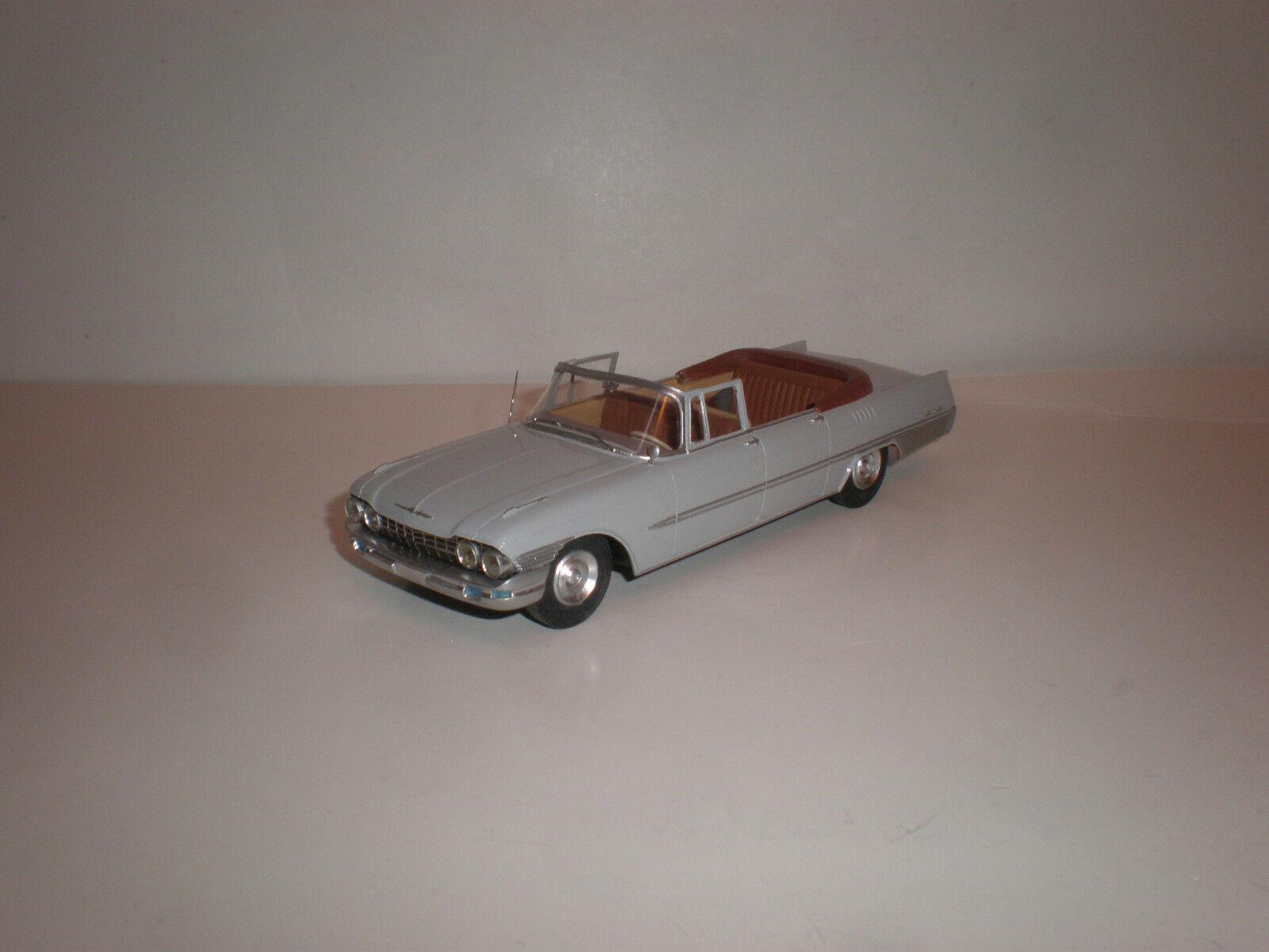 1/43 Russian Cabriolet Limousine  ZIL-111G grigio 1962 Handmade Handmade Handmade Kherson-Models c4ca7b