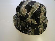 RECON OPS - Vietnam War hat ,  SPECIAL FORCES , TIGER STRIPE CAMO jungle , 7.25