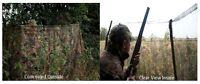 Jack Pyke 10 M Clearview Hide Net Lightweight Oak Tree Camo Netting Hunting Kit