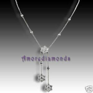 2-40-ct-G-SI2-round-ideal-cut-diamond-flower-fashion-necklace-14k-white-gold-16-034