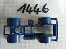 10x ALBEDO Ersatzteil Ladegut Chassis LKW Solozugmaschine blau OT H0 1:87 - 1446