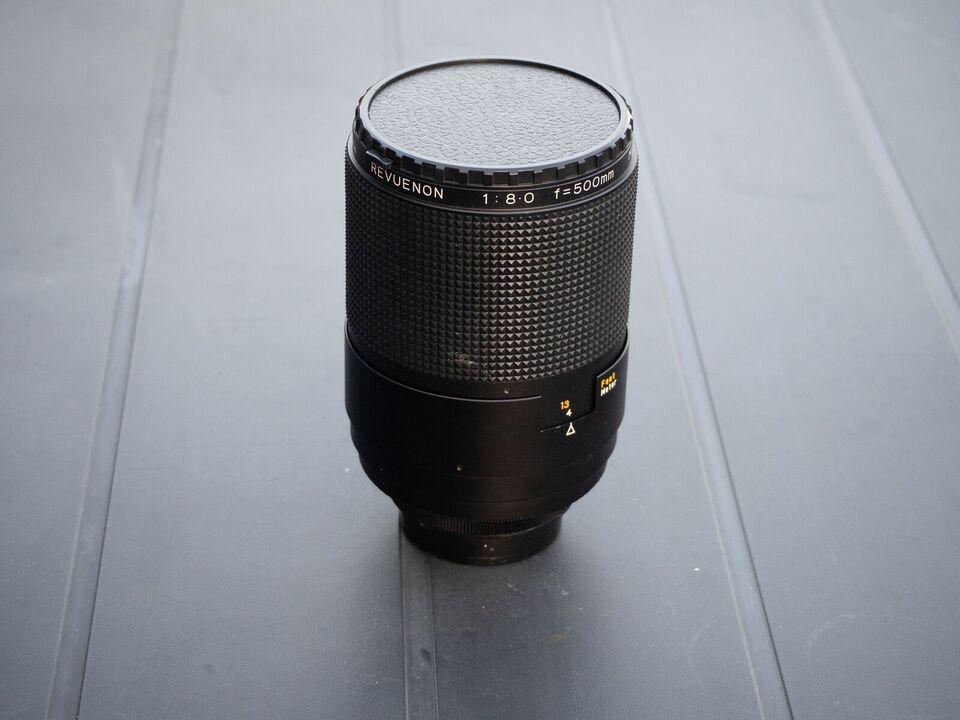 500mm F8 Spejl-tele, andet mærke, Til Pentax