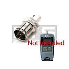 Ideal VDV MultiMedia 33-856 Coax Remote Identifier Mapper ID #1 33-775