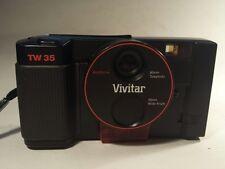 VIVITAR TW 35 Camera w Built In Telephoto & Wide Angle Lenses