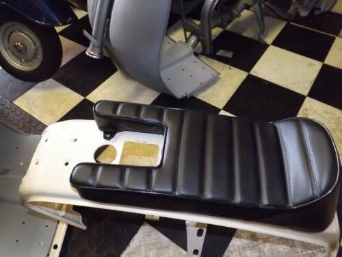 """LAMBRETTA SERIES 1,2 /& 3 /& GP /""""SNETTERLOTTI/"""" RACER STYLE FIXED SHORT SEAT"""