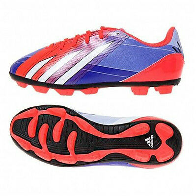 affordable price buy popular check out Adidas F5 TRX Hg Messi Football Crampons Moulés Sports Garçons ...