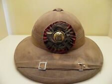 Casco coloniale bersaglieri ww2 ww1 regio esercito elmetto berretto ventennio