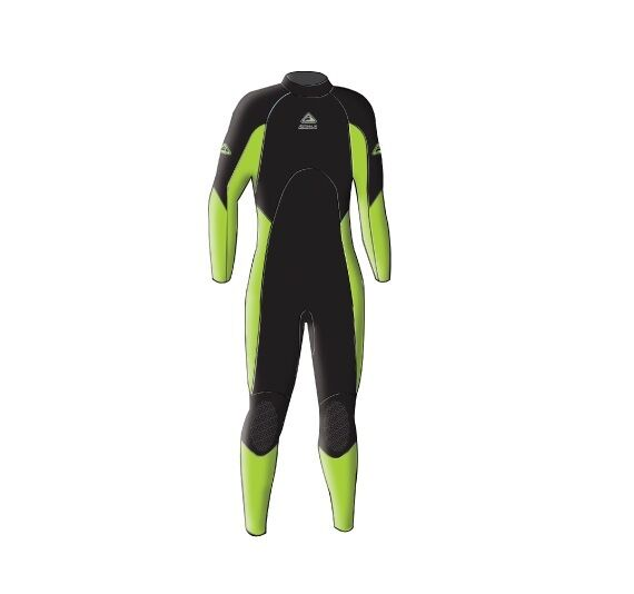 Adrenalin Enduro Classic Kids Steamer Dive Wetsuit BRAND NEW