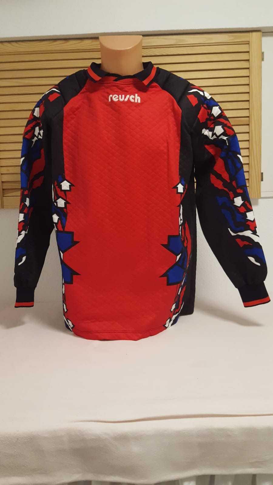 Reusch Vintage Retro Torwart Trikot Shirt Jersey Maglia Camiseta Goalkeeper XL  | Modernes Design