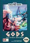 Gods (Sega Genesis, 1992)