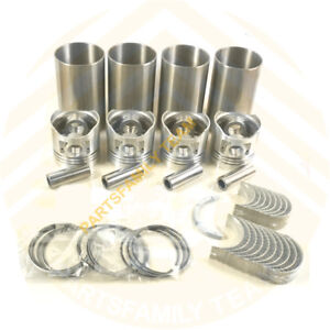 Details about Engine Rebuilt kit Gasket Piston Ring for Toyota 14B 14BT 8V  3 7L Dyna Platform