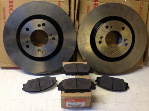 GENUINE HONDA S2000 FRONT BRAKE DISCS /& BRAKE PAD KIT