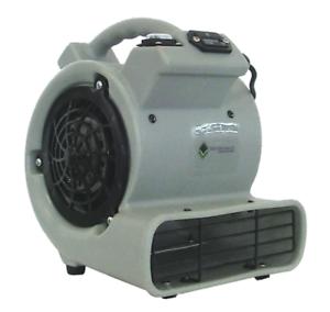 leise Baulüfter Bauventilator Baugebläse 361 m3//h mit Stundenzähler