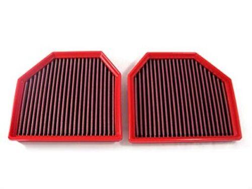 For BMW M-Series F06 F10 F12 F80 F82 F83 Air Filter Set BMC Lifetime FB647//20