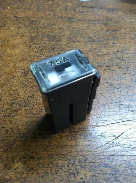 240sx Battery Fuse Box : 240sx 89 98 nissan 75a 75 amp battery alternator fuse for ~ A.2002-acura-tl-radio.info Haus und Dekorationen