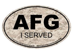 Euro-Oval-Afghanistan-I-served-Bumper-Sticker