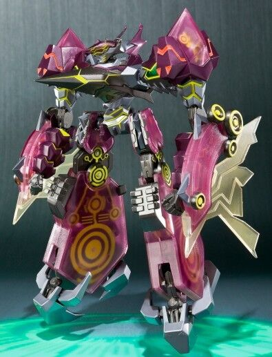 Bandai The Robot Spirits Side HL Zegapain Anti Zega Mindi Nuovo New