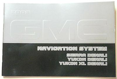 GM 2011 Full Size Truck Navigation Manual #20953373C