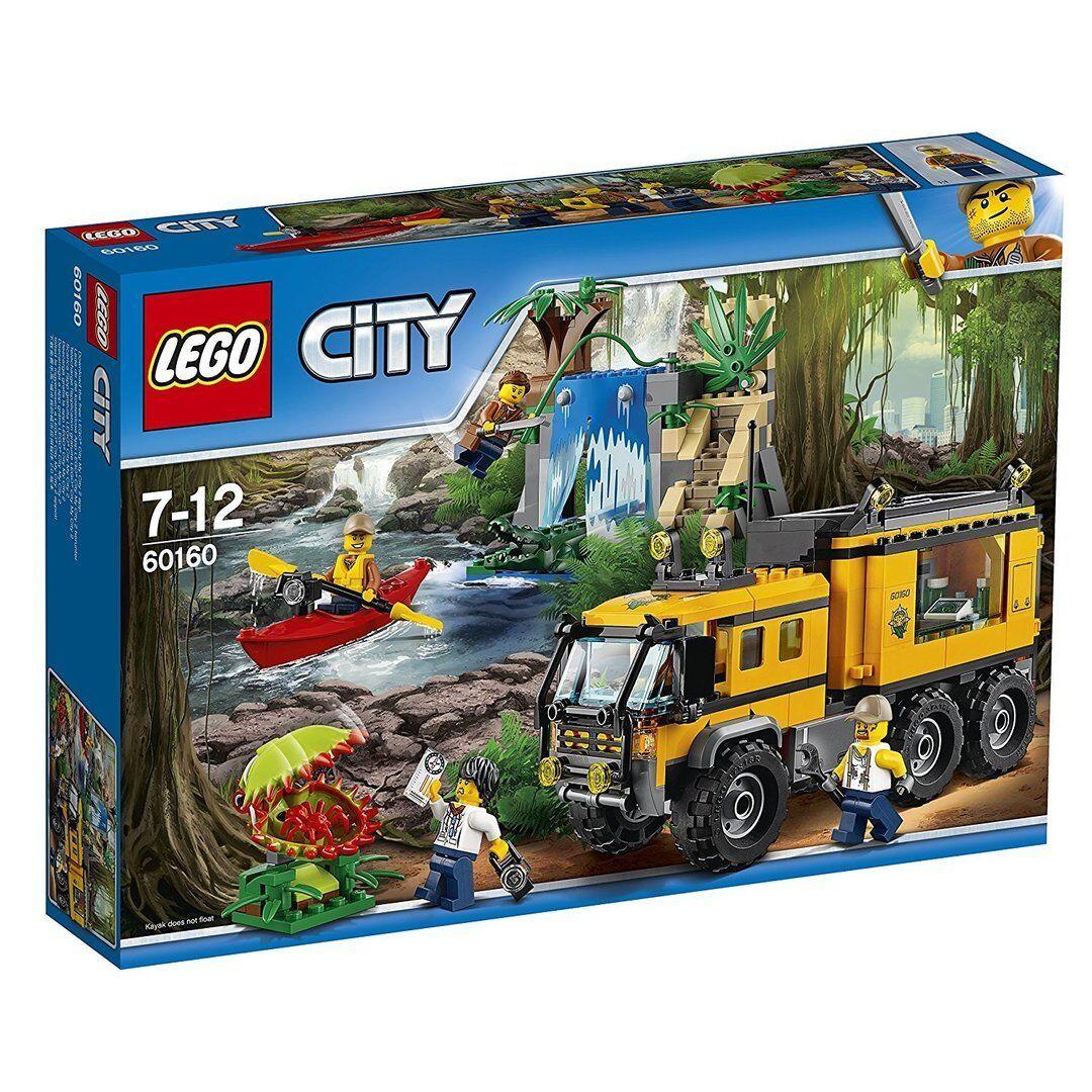 Lego Jungla: 60160 City Jungla: Lego Laboratorio móvil - NUEVO cfb8df