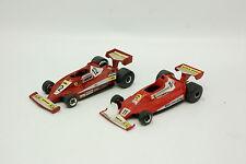 Yaxon 1/43 - Lot de 2 Ferrari F1