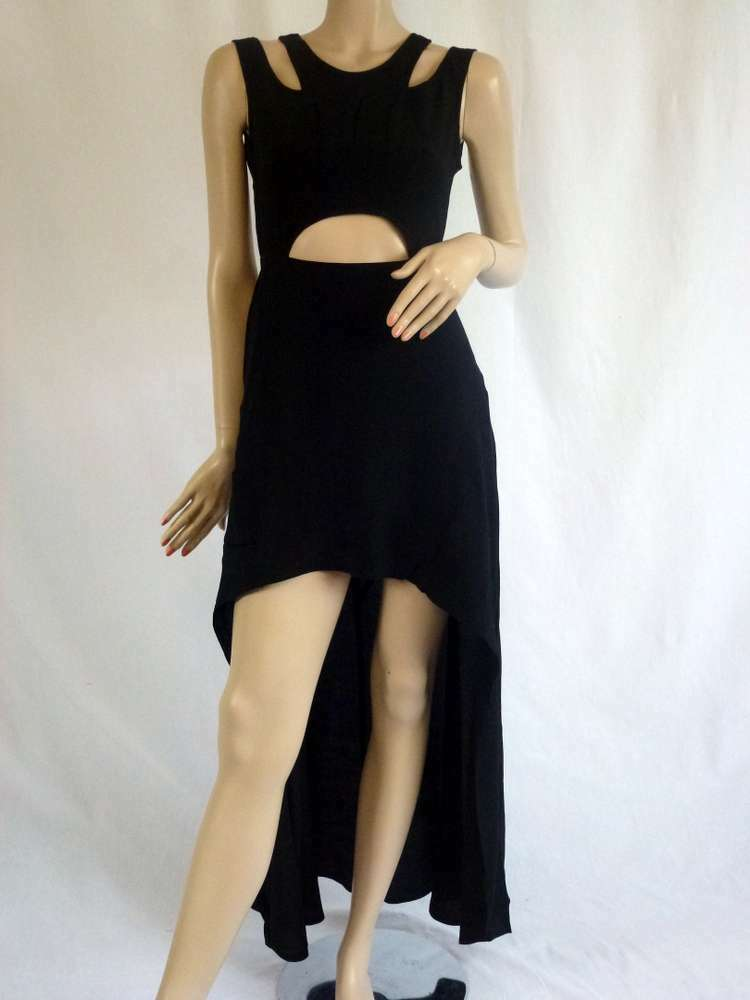 Finders Keepers Damenkleid Hi-Low Shake It Dress schwarz schwarz schwarz Gr. 40  NEU | Verschiedene  | Mama kaufte ein bequemes, Baby ist glücklich  | Exquisite (mittlere) Verarbeitung  6c03e2