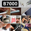 thumbnail 3 - B7000 Clear Strong Glue Adhesive B-7000 Craft Phone Screen Frame Sealant. 043