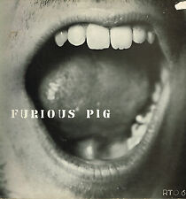 "maxi 12"" 30cms: Furious Pig: the king mother. rough trade"