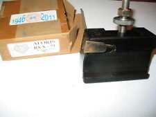 Aloris Bxa 71 Cut Off And Grooving Quick Change Lathe Tool Post Holder