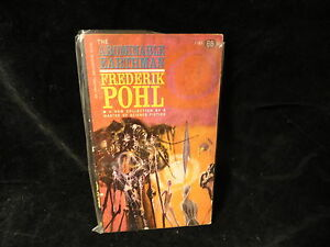 The-Abominable-Earthman-Paperback-Book-Ballantine-F685-Frederik-Pohl-1963