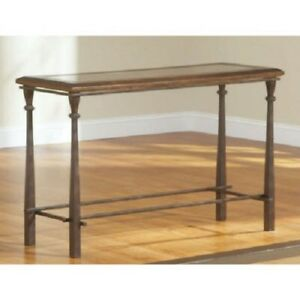 Terrific Details About Broyhill Chisholm Occasional Sofa Table Ncnpc Chair Design For Home Ncnpcorg