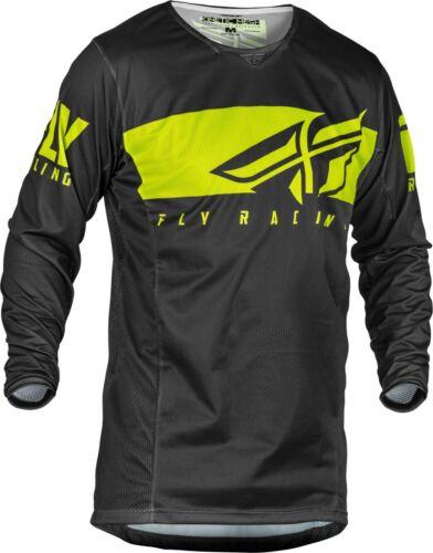 MX Off-Road ATV SX MTB 2019 Fly 2020 Fly Racing Kinetic Mesh Motocross Jersey