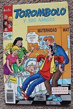 """TOROMBOLO Y SUS AMIGOS, """"EDICION ESPECIAL"""" MEXICAN EDITION COMIC, COMO ARCHI,"""
