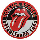 Official Rolling Stones 1962 Vinyl sticker (includes Free Badge Of Your Choice)