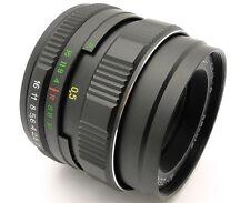 !NEW! HELIOS 44m-4 2/58 Russian Lens M42 Canon Nikon Sony Nex Lumix Olympus 44-2