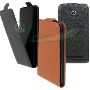 Custodia-cover-Flip-eco-pelle-p-Brondi-Luxury-3-case-adesivo-apertura-verticale