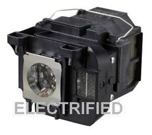 ELPLP75 V13H010L75 LAMP IN HOUSING FOR EPSON PROJECTOR MODEL Powerlite 1940W