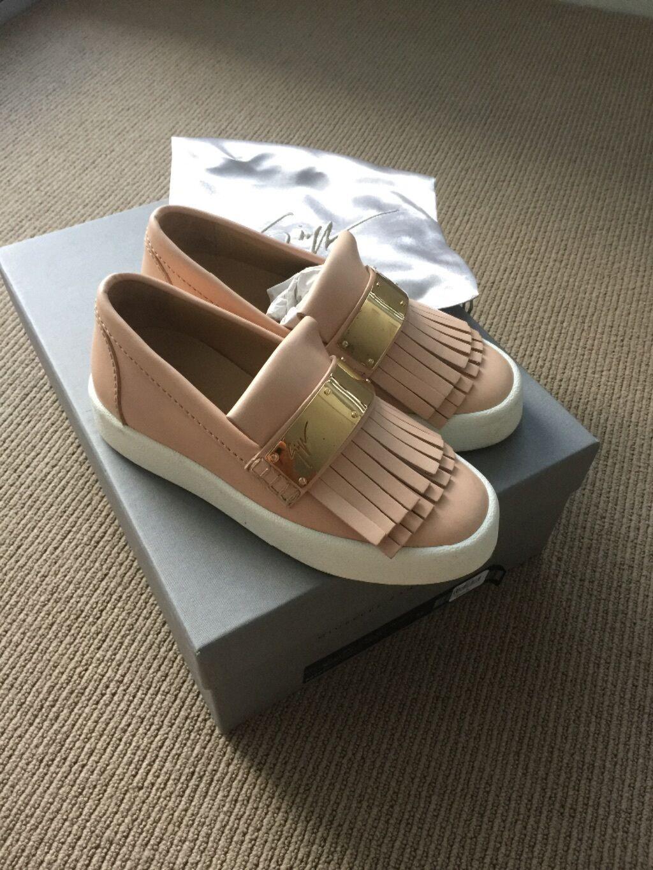 Giuseppe Zanotti Design 'London Moc Donna' loafers Size 36