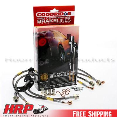 Goodridge G-Stop SS Brake Line Kit for 1999-2003 Chevrolet SILVERADO