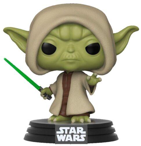 Vinyle ** Pré-ORDRE ** Star Wars Battlefront-Yoda À Capuche Funko Pop