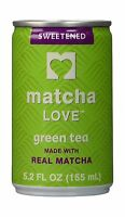 Ito En Matcha Love Green Tea Sweetened 5.2 Ounce (pack Of 20) Free Shipping