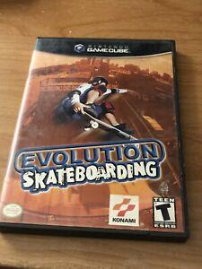 Evolution-Skateboarding-Nintendo-GameCube-Game-Disc-w-Case-No-Manual