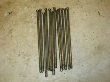 1966 Oliver 1650 Gas Tractor Push Rods 1550