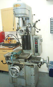 Moore Jig Borer Model No1 12 3655 Ebay