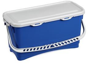 TTS Hermetic seau 20 L Bleu moppbox mopbox box pour la vortränken möppe