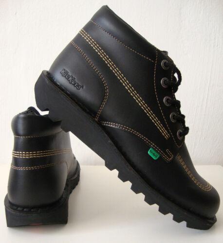Kf clásicas Kick Botas Hi Hombres 101 45 Kickers Botas Zapatos de Nuevo Gr cuero UwnEXqd