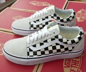 vans checkerboard old skool mens