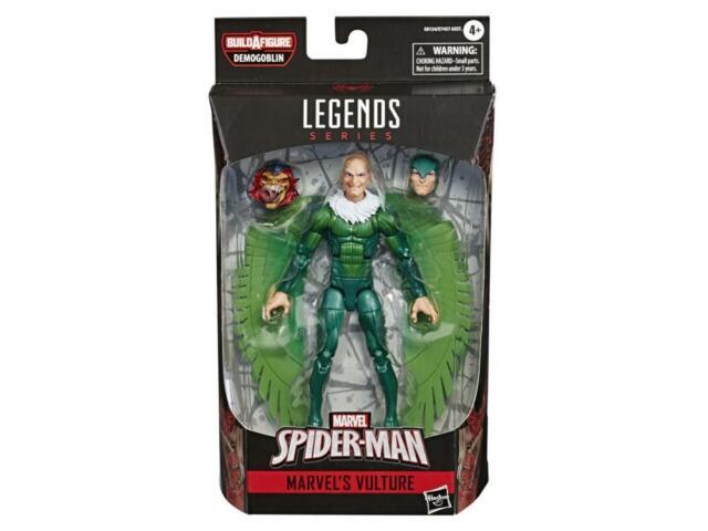 IN STOCK! Spider-Man Marvel Legends 6-inch Vulture Action Figure HASBRO