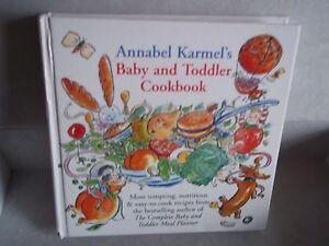 Annabel-Karmels-Baby-and-Toddler-Cookbook-by-Annabel-Karmel-Hardback-1995